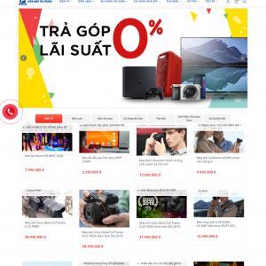 Web bán hàng 03