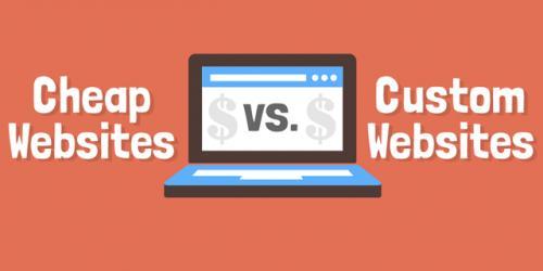 Sự khác biệt giữa thiết kế website chuyên nghiệp và website giá rẻ